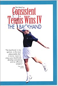 Consistent Tennis Wins 4 [VHS]