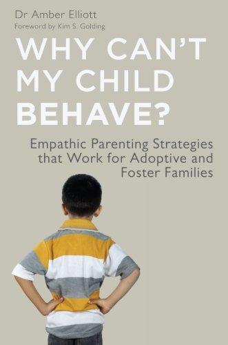为什么不能我孩子行为?: 移情工作过继和寄养家庭的育儿策略