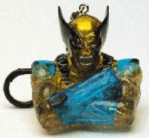 X-men Wolverine Keychain - 1