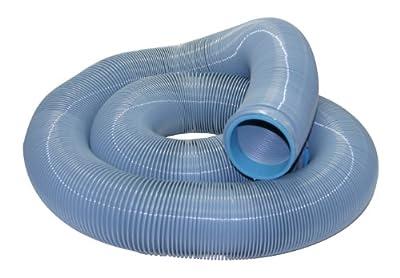 Valterra EZ Flush Slate Blue Super Heavy Duty Drain Hose