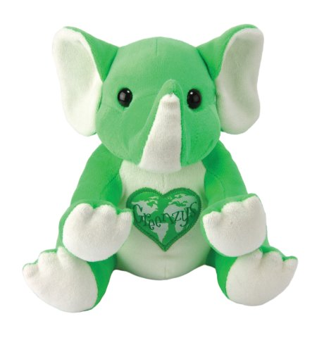 The Greenzys: Willow The Elephant By Kids Preferred front-1032977