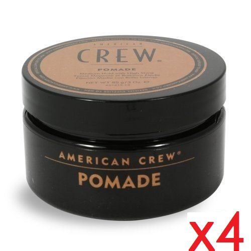 American Crew Classic Pomade 4 Pack 3 Ounces Each