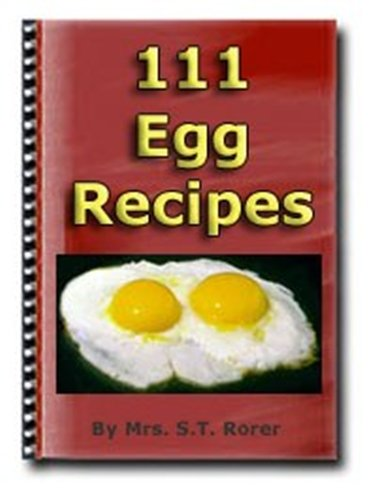111 Egg Recipes (With Master Resale Rights)