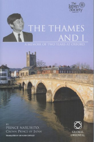 The Thames And I: A Memoir Of Two Years At Oxford