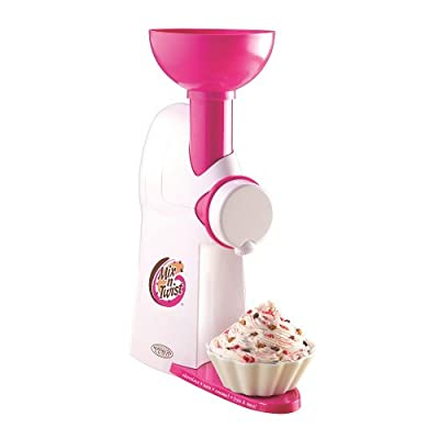 Nostalgia Electrics MTC100 Mix 'N Twist Ice Cream and Toppings Mixer from EMG East, Inc. (direct order)