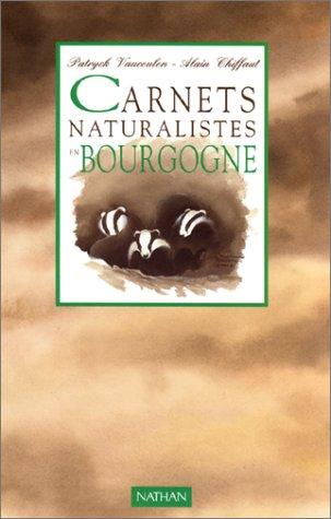 Carnets naturalistes Bourgogne