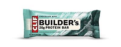 CLIF BUILDER'S - Protein Bar - Chocolate Mint - (2.4 oz)