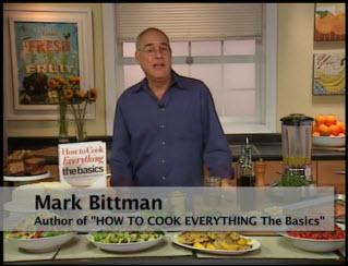 mark bittman how to cook everything the basics