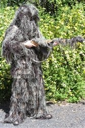 4 Piece Ghillie Set (Mossy)