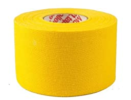 Mueller Sports M Tape - Gold/Yellow - 4 Pack