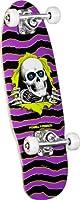 Powell-Peralta Micro Ripper 3 Complete Skateboard (Purple/Green) from Powell-Peralta