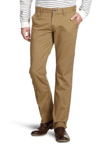 Selected Homme Three Paris Kangaroo Chino Slim Men's Trousers Kangaroo W34 INxL33 IN