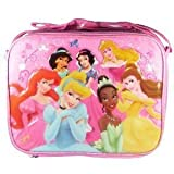 Princess : 6 Princess Lunch Box (Pink)