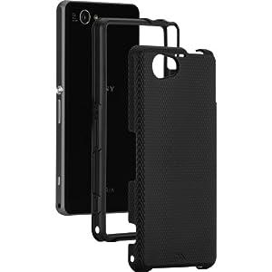 Case Mate Tough Coque pour Sony Xperia Z1 Compact Noir
