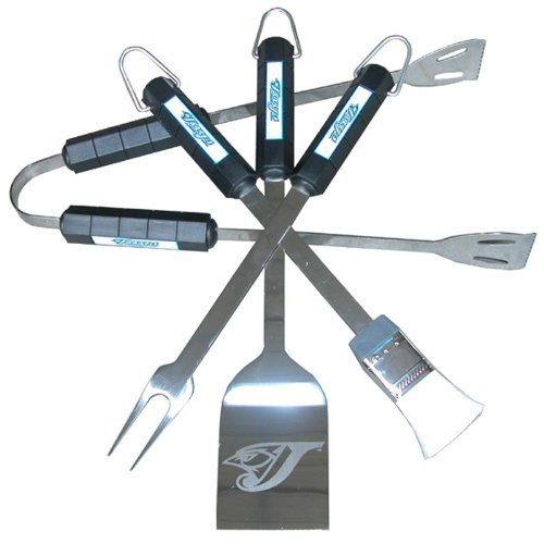 Toronto Blue Jays 4 Piece BBQ Set