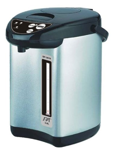 NoPart: SP-3619 Sunpentown SP-3619 Stainless-Steel 3-3/5-Liter Dual-Pump Hot-Water Dispensing...