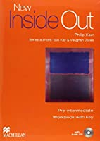 New Inside Out Pre-intermediate: Workbook + Key Pack