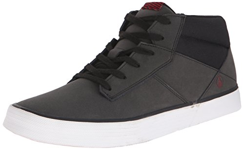 Volcom Men's Grimm Mid 2 Grey Sneakers, (Grey), 40.5