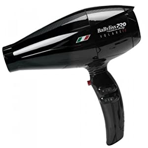 BaByliss PRO Volare Ferrari Hair Dryer, Full/Black BABFV1