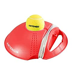 Artengo Balls Accessories (Black/Red)