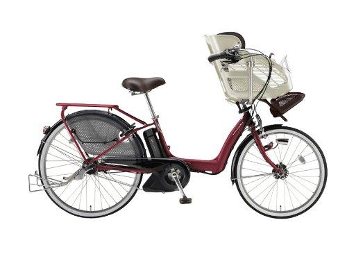 YAMAHA(ヤマハ) PAS リトルモア 26インチ 電動自転車 2011年モデル アメリカンレッド PC26 / YAMAHA(ヤマハ)