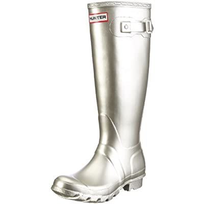 Hunter Women's Original Tall Metallic Wellington Boot