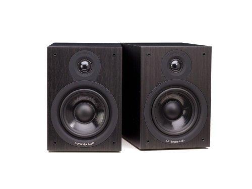 Cambridge Audio - Sx-50 - Bookshelf Speakers - Black (Pair)