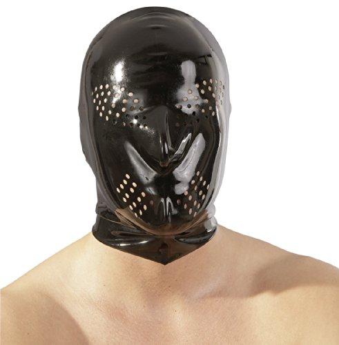 Maske mit Perforation, 1er Pack (1 x 1 Stück)