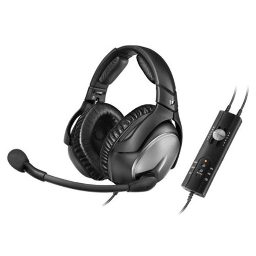 Sennheiser S1 Noisegard-R (With Redel 6-Pin Connector)