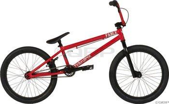 2013 Fiction Fable BMX Matte Boxer Red