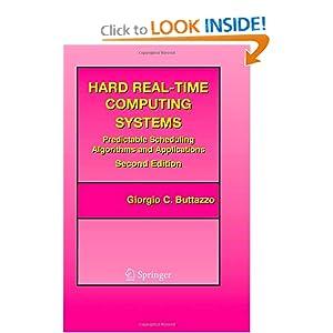 Hard Real Time Computing Systems -  Giorgio C. Buttazzo