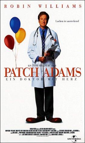 Patch Adams [VHS]