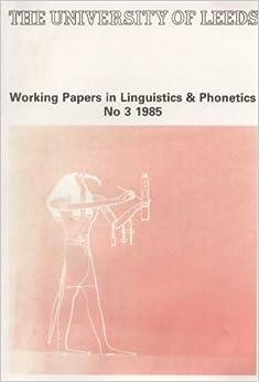 linguistics papers prices