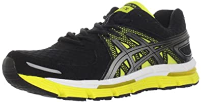 check out 062cc fed00 高端)ASICS Men GEL-Excel33亚瑟士男士黄黑色跑步鞋