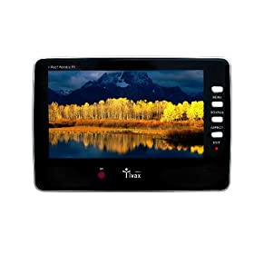 Tivax HiRez7 Portable 7-Inch Digital Widescreen TV