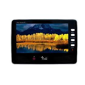 Tivax HiRez7 Portable 7-Inch Digital Widescreen TV