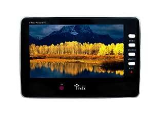 Tivax HiRez7 Portable 7-Inch Digital Widescreen TV (2009 Model)