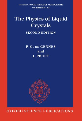 The Physics of Liquid Crystals (International Series of Monographs on Physics)