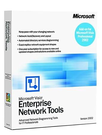 Microsoft Visio Enterprise Network Tools 2002