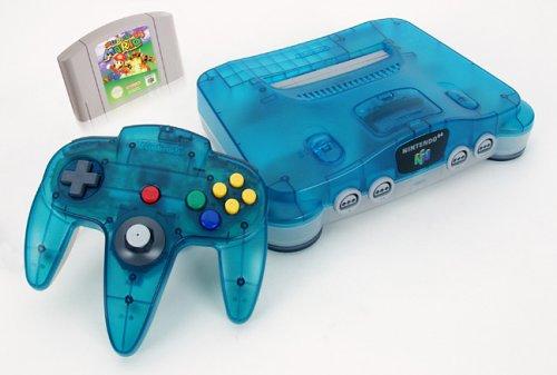 Nintendo 64 Console/ Mario 64 Bundle