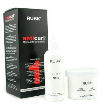 Rusk - Anti-Curl Kerashine Conditioning Original Formula (Salon Product) - 2pcs by Rusk