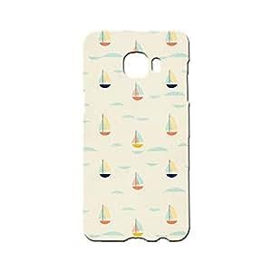 G-STAR Designer Printed Back case cover for Samsung Galaxy C5 - G3473