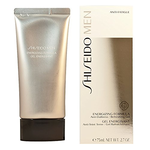 Shiseido Men Energizing Formula 75 ml - Gel Viso Anti-Stanchezza Uomo - 75 ml