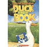 Duck and a Book (0439829747) by Shannon, David