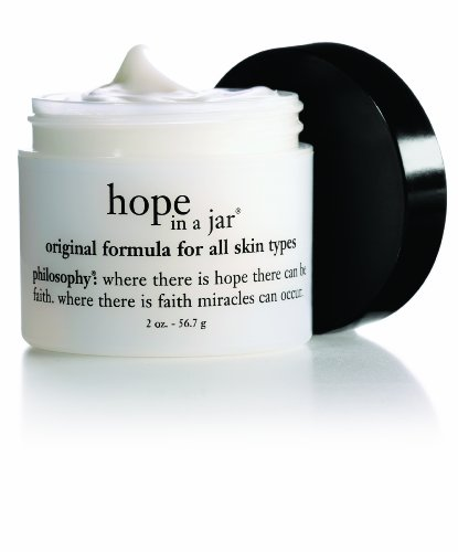 Philosophy Philosophy Hope in a Jar Daily Moisturizer, All Skin Types, 2 Ounce
