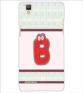 PrintDhaba GRANDbet B D-4326 Back Case Cover for OPPO F1 (Multi-Coloured)