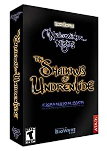 Neverwinter Nights: Shadow Of Undrentide Expansion Pack