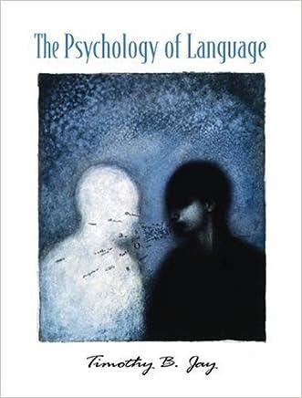 The Psychology of Language
