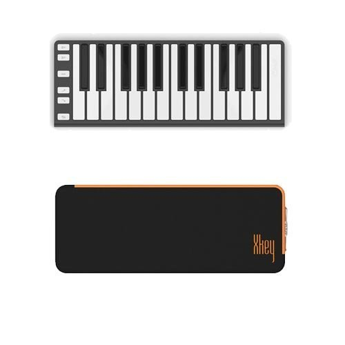 Buy Bargain CME XKey Mobile Musical Keyboard - Dark Gray + CME Xkey Mini Keyboard Supernova Carrying...