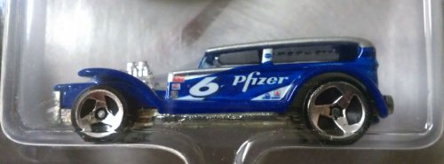 "Hot Wheels Racing 2001 #6 Pfizer ""The Demon"" #1 of 4 - 1"